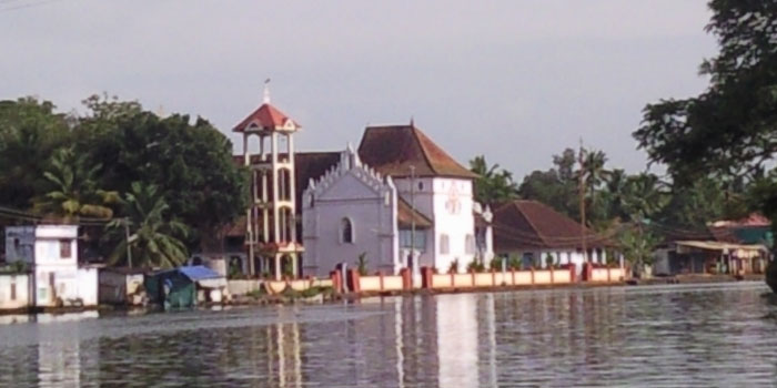 champakulam-church
